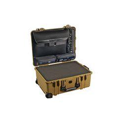 Pelican 1560LFC Case With Foam In Base (Desert Tan) 1560-008-190