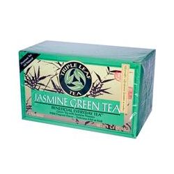 Triple Leaf Tea, Jasmine Green Tea, 20 Tea Bags,1.4 oz (40 g)