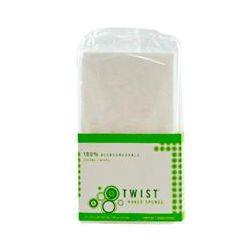 "Twist, Naked Sponge, 1 Sponge, 7.5"" x 4"" x 1.25"" (191 mm x 102 mm x 32 mm)"