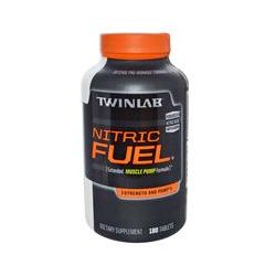 Twinlab, Nitric Fuel, Extended Muscle Pump Formula, 180 Tablets