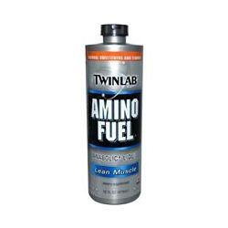 Twinlab, Amino Fuel Anabolic Liquid, Lean Muscle, Orange, 16 fl oz (474 ml)