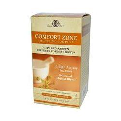 Solgar, Comfort Zone Digestive Complex, 90 Veggie Caps