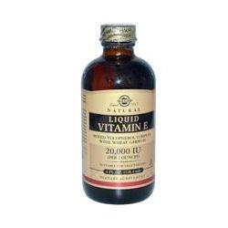 Solgar, Natural Liquid Vitamin E, 4 fl oz (118.4 ml)