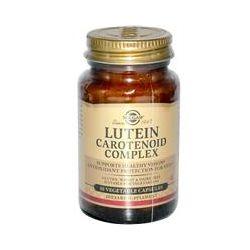 Solgar, Lutein Carotenoid Complex, 30 Veggie Caps
