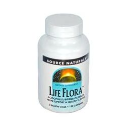 Source Naturals, Life Flora, 3 Billion Cells, 120 Capsules