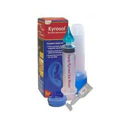 Squip Products, Kyrosol, Ear Wax Removal Kit, 5 Piece Kit