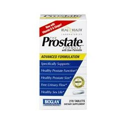 Real Health, The Prostate Formula, 270 Tablets