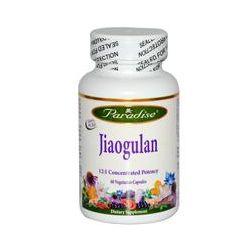 Paradise Herbs, Jiaogulan, 60 Veggie Caps