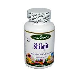 Paradise Herbs, Shilajit, 60 Veggie Caps