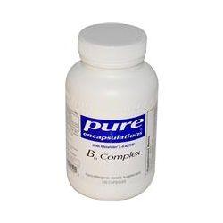 Pure Encapsulations, B6 Complex, 120 Capsules