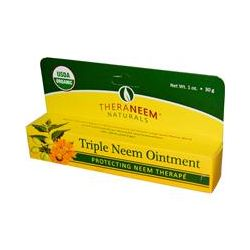 Organix South, Triple Neem Ointment, 1 oz (30 g)
