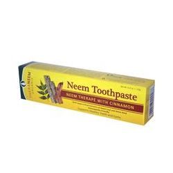 Organix South, TheraNeem Organix, Neem Toothpaste, Neem Therape with Cinnamon, 4.23 oz (120 g)