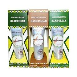 Out of Africa, Hand Cream, Pure Shea Butter, 3 Tubes, 1 oz (29.6 ml) Each