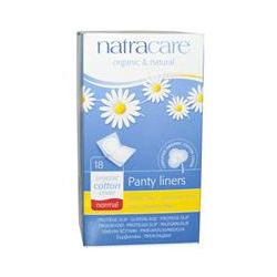 Natracare, Organic Panty Liners, Normal, 18 Panty Liners