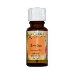 Nature's Alchemy, Clove Bud, Essential Oil, 0.5 oz (15 ml)