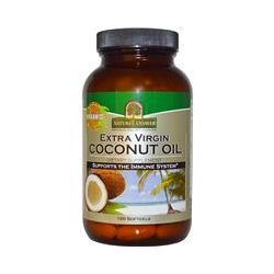 Nature S Answer Extra Virgin Coconut Oil  Softgels