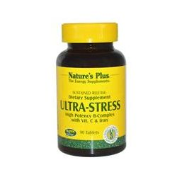 Nature's Plus, Ultra-Stress, 90 Tablets
