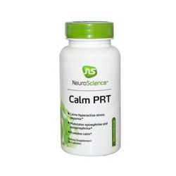 NeuroScience, Inc., Calm PRT, 60 Capsules