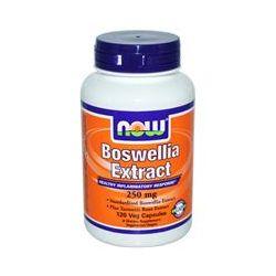 Now Foods, Boswellia Extract, 250 mg, 120 Veg Caps