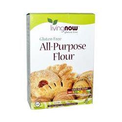 Now Foods, All-Purpose Flour, Gluten-Free, 17 oz (482 g)