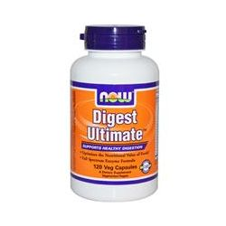 Now Foods, Digest Ultimate, 120 Veggie Caps