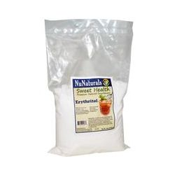 NuNaturals, Erythritol, 5 lbs (2270 g)