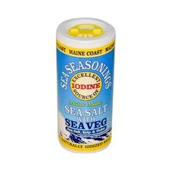 Maine Coast Sea Vegetables, Sea Seasonings, Sea Salt with Sea Veg, 1.5 oz (43 g)