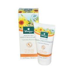 Kneipp, Healthy Feet, Anti-Callus-Salve, Calendula-Rosemary, 1.7 fl oz (50 ml)