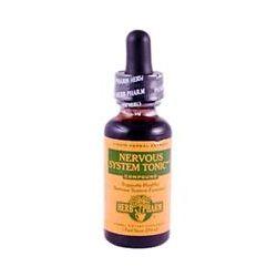 Herb Pharm, Nervous System Tonic Compound, 1 fl oz (29.6 ml)