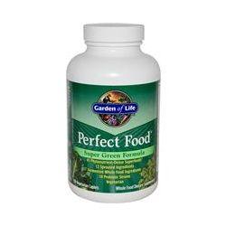 Garden of Life, Perfect Food, Super Green Formula, 150 Veggie Caplets