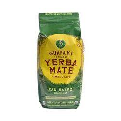 Guayaki, Yerba Mate, Loose Leaf, San Mateo Blend, 16 oz (454 g)