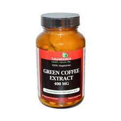 FutureBiotics, Green Coffee Extract, 400 mg, 90 Veggie Caps