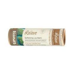 Eco Lips Inc, Softening Lip Balm, Cocoa Vanilla Nut, Relieve, .3 oz (8.5 g)