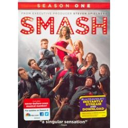 Smash: Season One (DVD 2012)