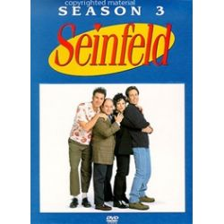 Seinfeld: Season 3 (DVD 1992)