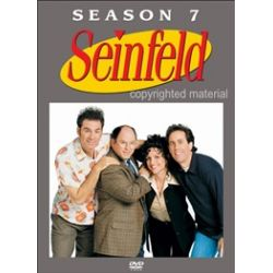 Seinfeld: Season 7 (DVD 1995)