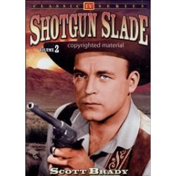 Shotgun Slade: Volume 2 (DVD 1960)
