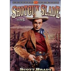 Shotgun Slade: Volume 1 (DVD 1960)