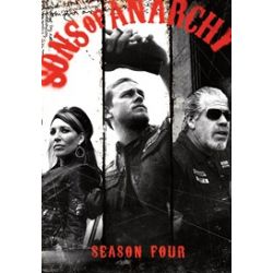 Sons Of Anarchy: Season Four (DVD 2011)