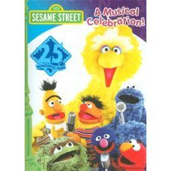 Sesame Street's 25th Birthday (DVD 1993)