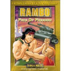 Rambo: Volume 6 - Face Of Freedom  (DVD 1986)