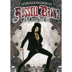 Russell Brand In New York City (DVD 2009)