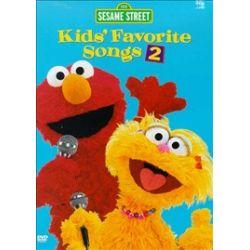 Sesame Street: Kids' Favorite Songs 2 (DVD 2001)