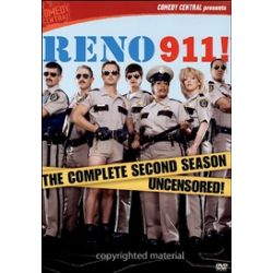 Reno 911: The Complete Second Season  (DVD 2004)