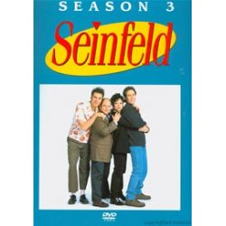 Seinfeld: The Complete Third Season (DVD 1992)