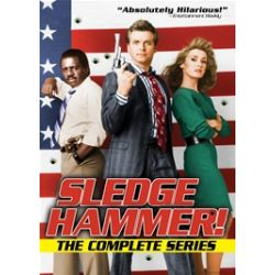 Sledge Hammer!: The Complete Series (DVD 1988)