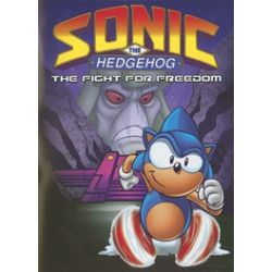 Sonic The Hedgehog: The Fight For Freedom (DVD)
