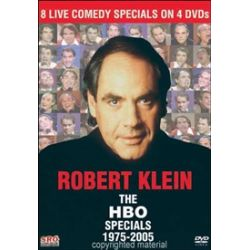 Robert Klein: The HBO Specials 1975-2005 (DVD)