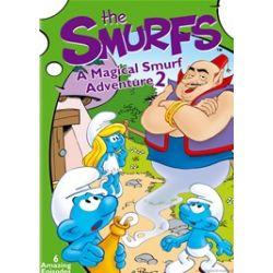 Smurfs, The: A Magical Smurf Adventure 2 (DVD)