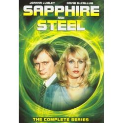 Sapphire And Steel: The Complete Series (DVD 1979)